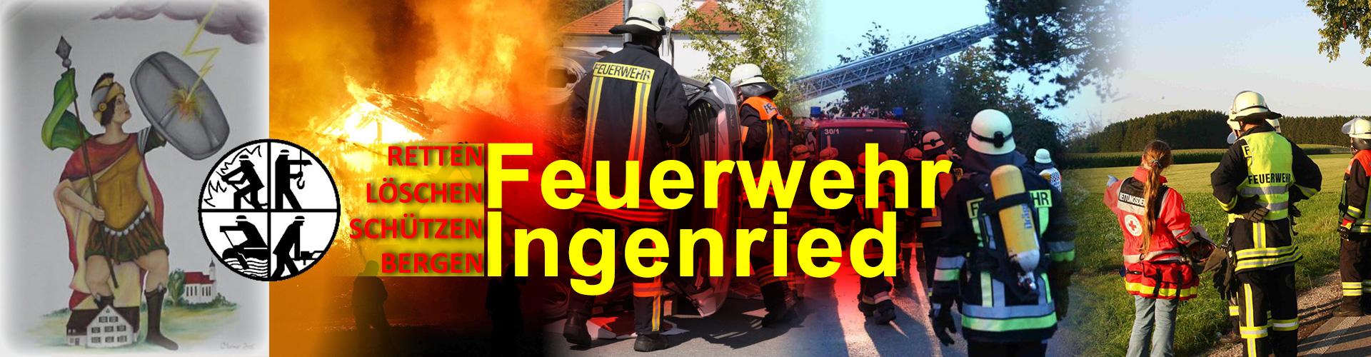 Freiwillige Feuerwehr Ingenried