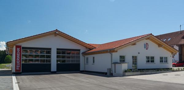 Feuerwehrhaus Ingenried